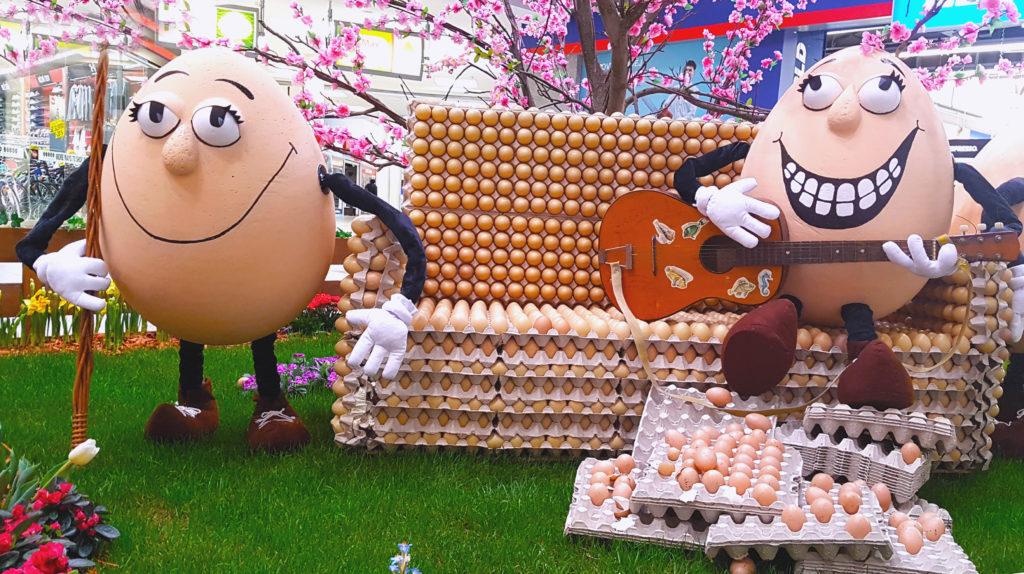 Vajíčková sedačka